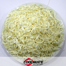 A GRADE (10*10mm) White Dehydrated Onion Flakes