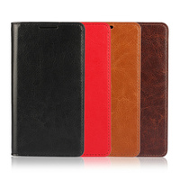 Luxury Wallet Style PU Leather Case For Xperia Z5 Compact Z5 Mini with Stand Function and Card Holder CA171