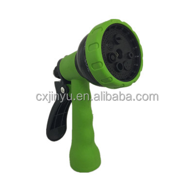 Water spray gun for car wash