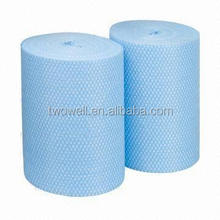 disposable cleaning cloth nonwoven material