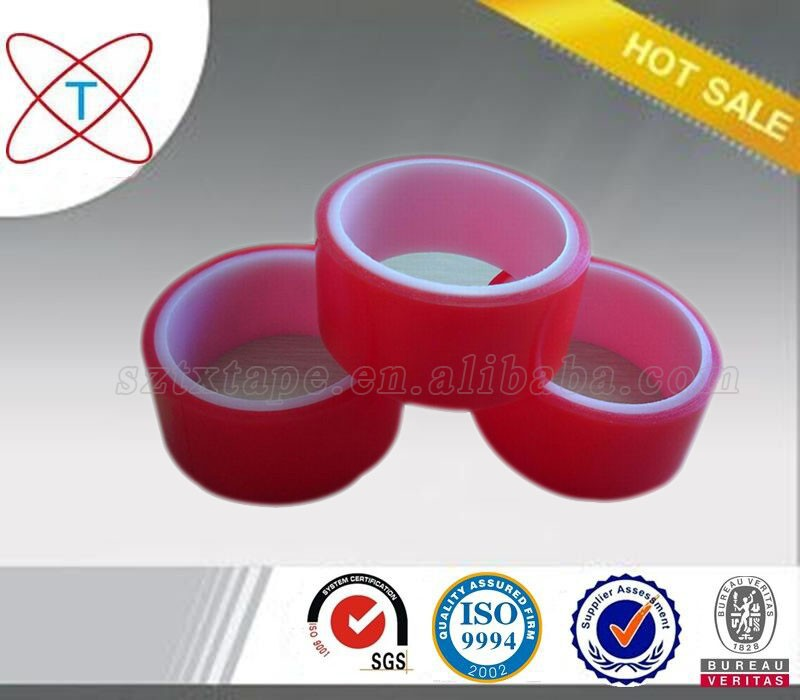 Durable single side PET/Polyester adhesive tape mylar tape