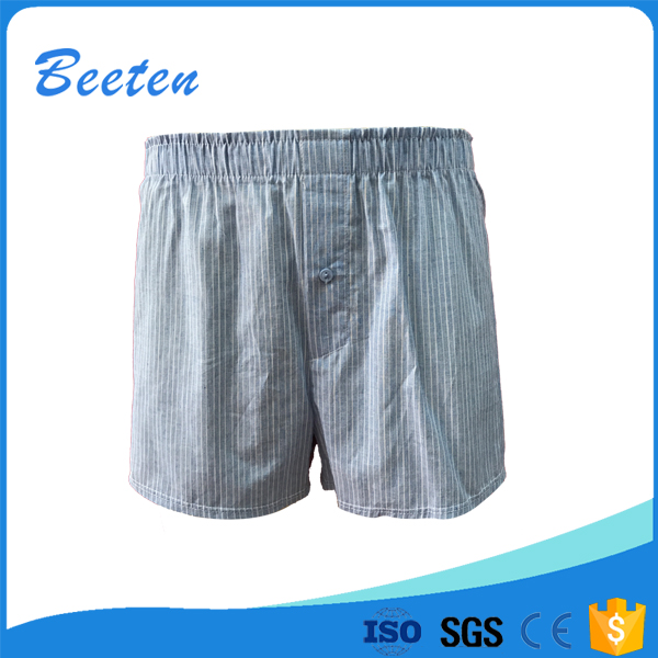 High Quality Male Boxer Shorts High Waisted Quick-Dry Breathable Material Design Your Own Underwear Men