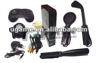 32 bit wireless TV game console