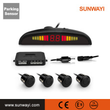 2017 high quality SUNWAY Factory price OEM colorful LED car parking sensor