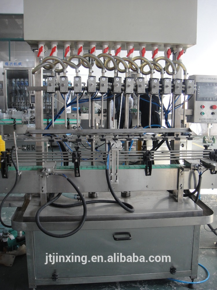 Free sample 3 in 1 drinking purified water washing filling capping machine / production line travel