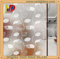 decorative door acid etching glass