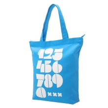 Top quality women bags handbag plain white eco cotton canvas tote bag with customize printing