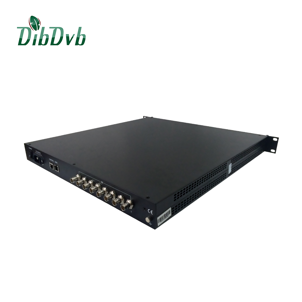 Digital catv headend equipment digital tv multiplexer/ip gateway