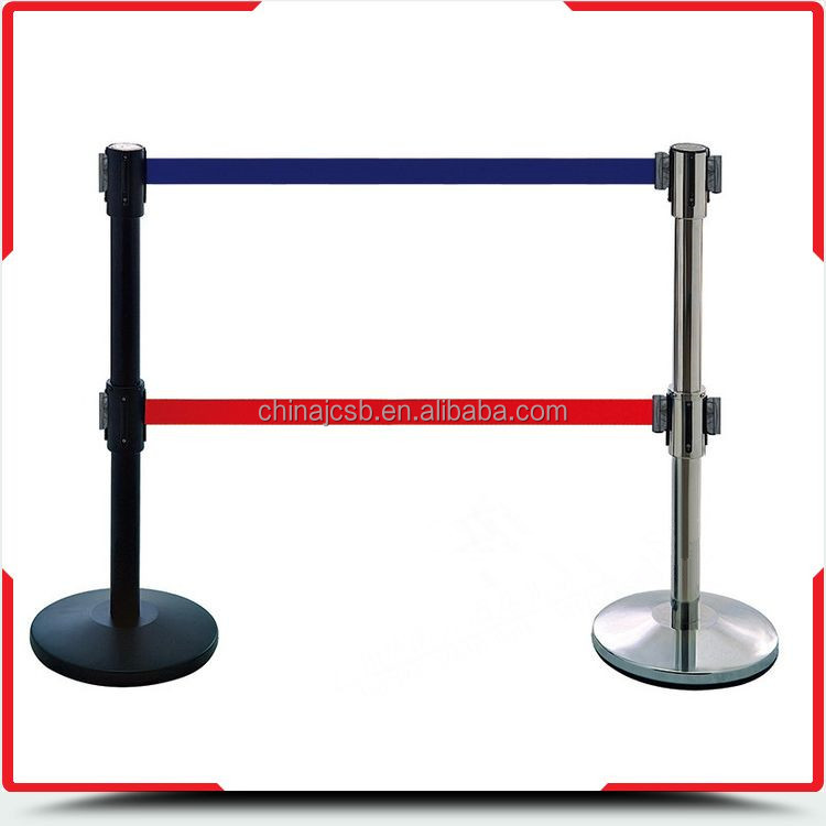 Fast delivery reasonable price bank queue rope barrier