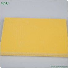 New material wood plastic composite carving board WPC engrave board for beautiful carving