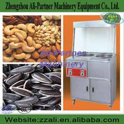 Single port dry fruits and nuts roasted peanuts with shell machine roaster machine roasting nuts machine VR-S
