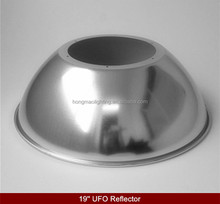 UL listed Super Bright 150W 19'' ufo 90degree led high bay light Aluminum lampshade