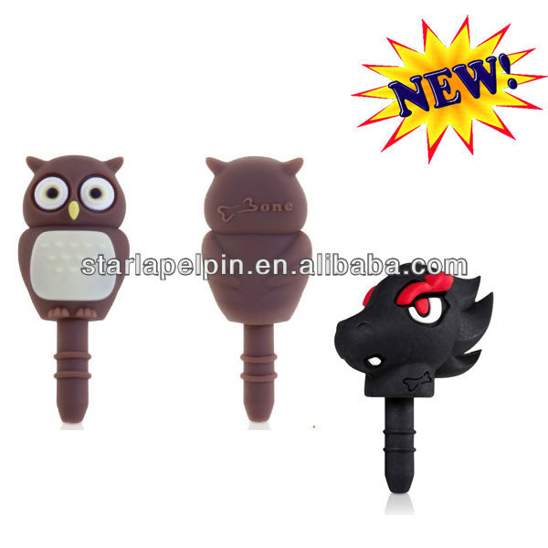 Anti Dust Earphone Plug in China