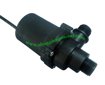 ZL50-12 Brushless DC water pumps for cars