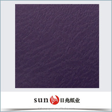 120gsm stone pattern leather texture paper