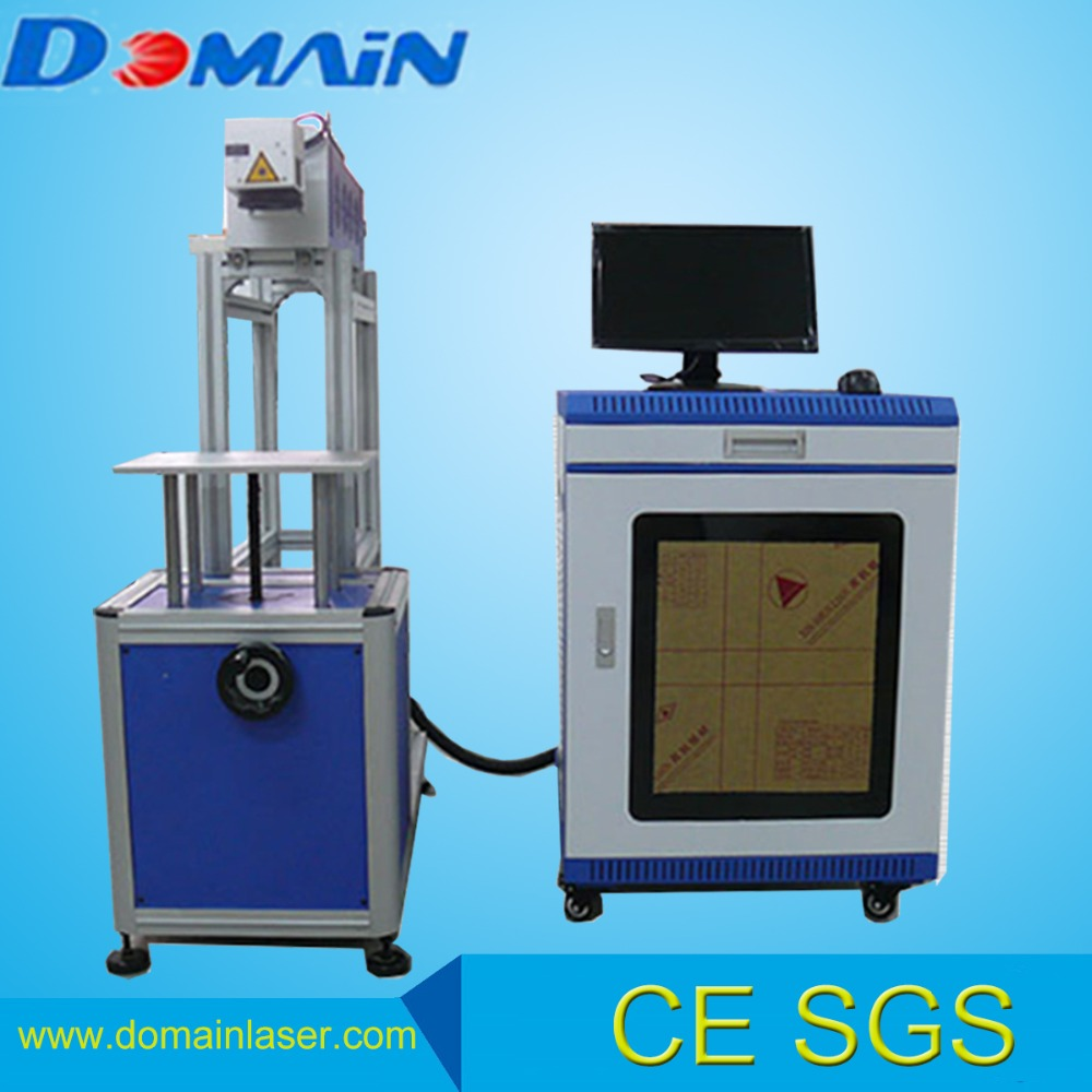 High quality portable CO2 laser marking machine for animal ear tag