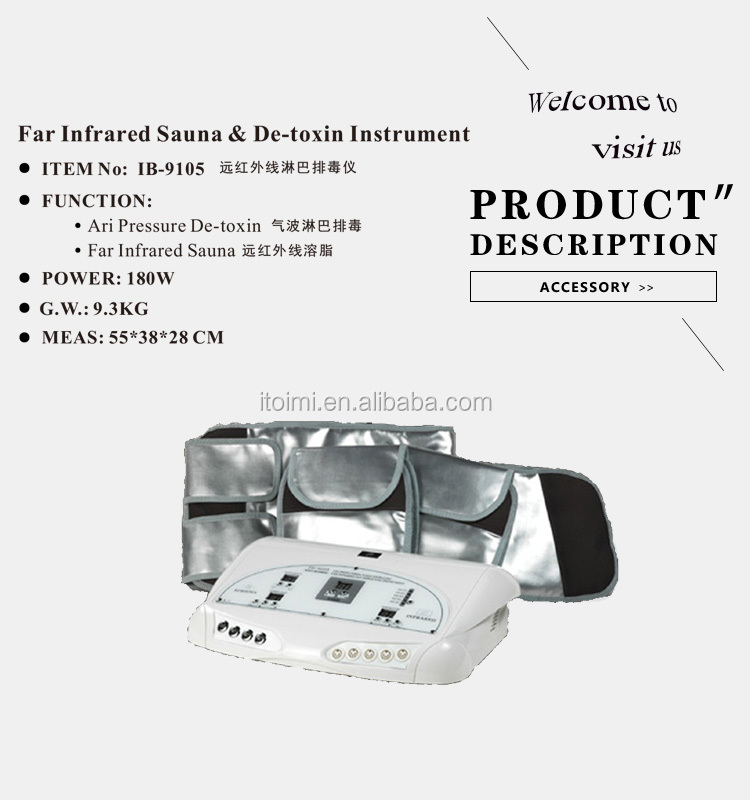 air pressure massage lymphatic drainage machine OEM service factory wholesale