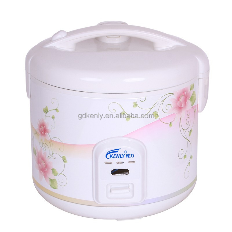 700W Aluminium Pot Deluxe Rice Cooker Factory Price with CE Approval