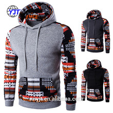 <strong>Apparel</strong> <strong>Men</strong> Hoodies Pattern Pullover Sweatshirt Custom