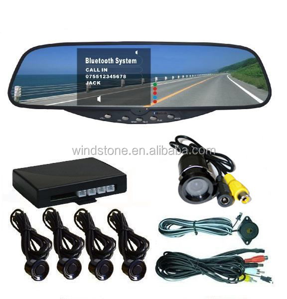 Parking Sensor Car Anti-collision Sensor System Car Accident Sensor BT728ESC4