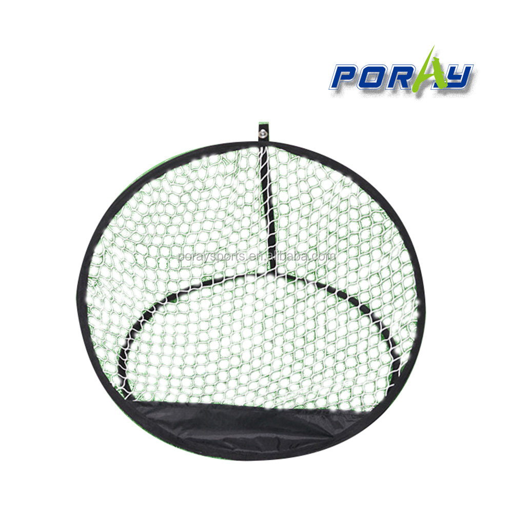 Poray Portable Pop up Golf Chipping Pitching Practice Net Training Aid Tool