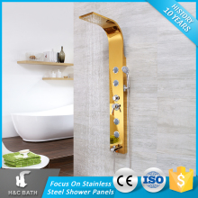 New Arrival Multifunctional Space Saving Massage Shower Panel Pictures