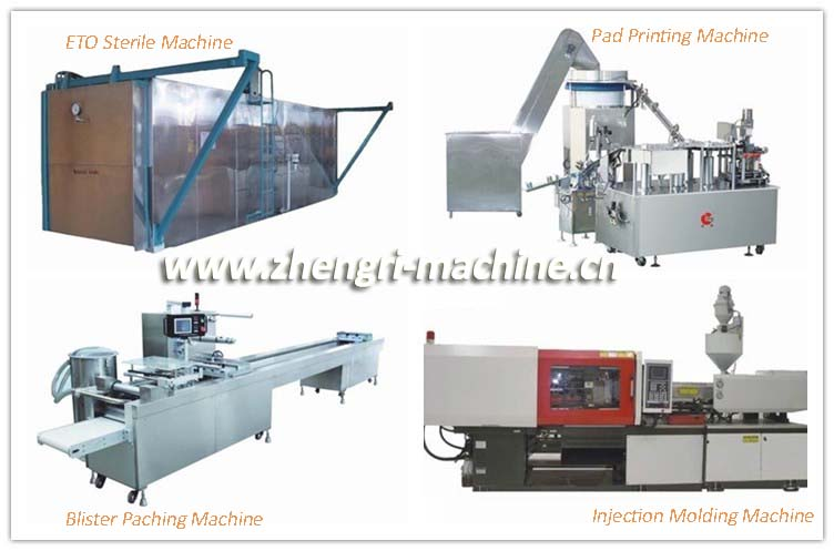 Disposable Syringe Production Line Turnkey Solution