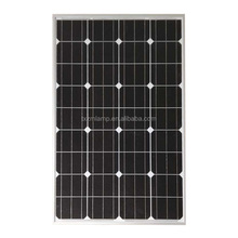 new arrived yangzhou price per watt solar panels india/12v 100w solar panel price