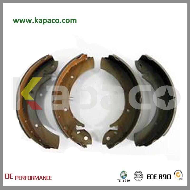 Kapaco brake lining adhesive suppliers for SSANGYONG ACTYON OEM; 6314230107