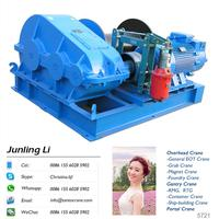 OEM serivice provide Fast speed electric winch for boat