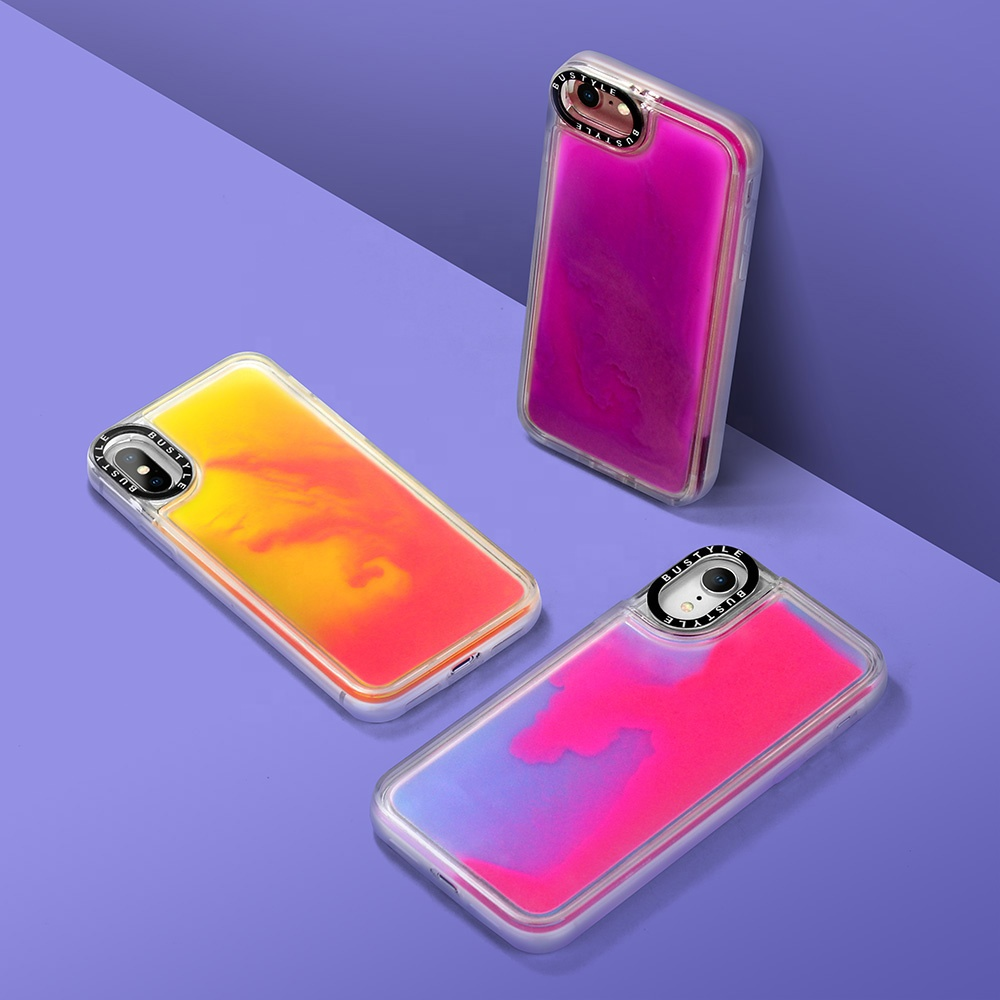iphone xs glow in the dark case