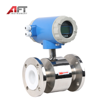 3 inch food grade acid hydraulic flow meter magnetic flow meter price