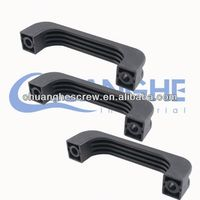 China supplier of high quality shower door handle parts