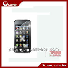 High Quality Diamond Screen Protector for LG Optimus Sol E730 With Factory Price