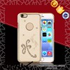 china product embroidery craft high class mobile phone case