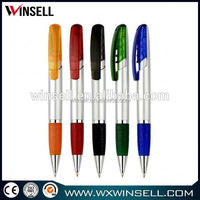 Top selling nice looking funny plastic duck ball pen