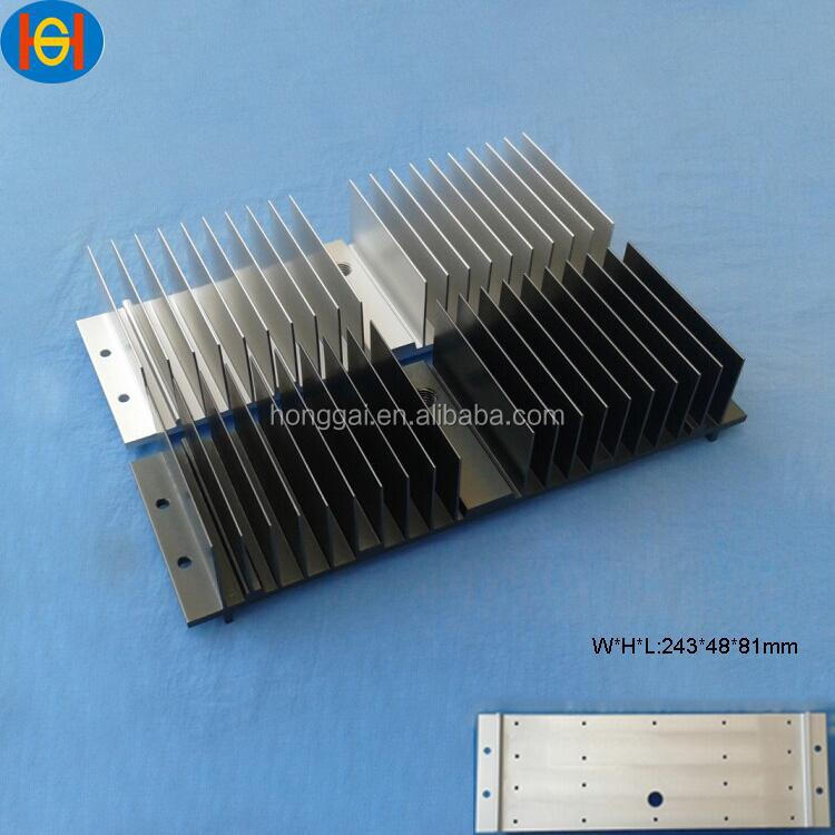 popular cooling fan heatsink