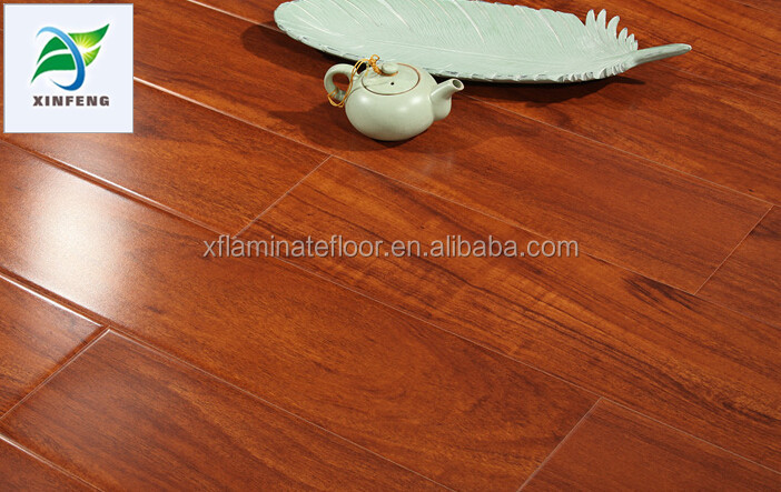 living room 8mm12mm germany technology laminate wood flooring