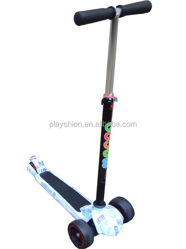 4 wheel adult kick scooter