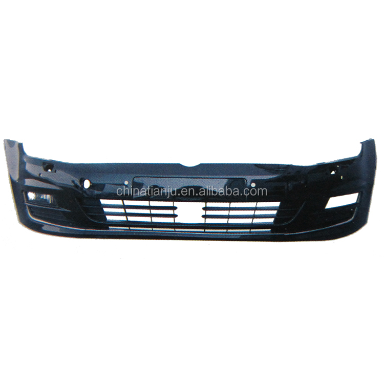 New arrival best selling front bumper lip for golf7