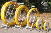super quality Fiberglass cable pulling duct rodders