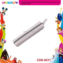 Disney Universal NBCU FAMA BSCI GSV Carrefour Factory Audit Manufacturer Wholesale Bulk Cotton Pencil Case