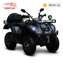 SP250-6L 2017 new technique 250CC 500cc quad bike
