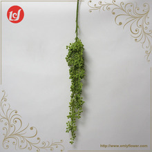 SFL93007 Indoor decoration artificial anacardiaceae fruit hanging plastic green garden