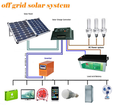 Cheap price solar power panel 600w mono solar panel system with high quality