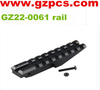 GZ22-0061 AK 5KU mount sight ak 47 rail for airsoft