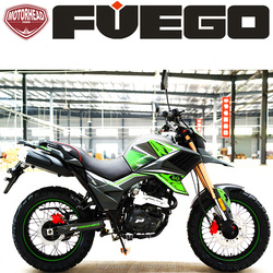 All Terrain Crossover Motorcycle Dual Sports Enduro 250CC International 6 Speed Transmission