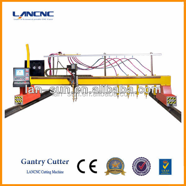 ZLQ cnc Flame /plasma cutter, Gantry CNC gas cutting machine
