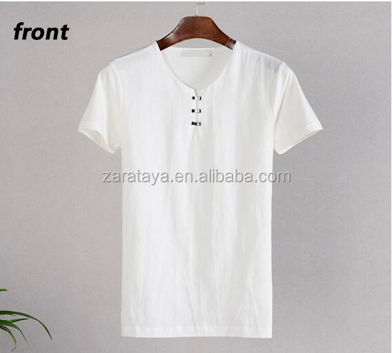 Quality hemp t shirts wholesale slim fit blank t shir Bulk quality t shirts