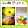 Water based liquid acrylic emulsion paint for wood furniture